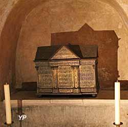 Basilique Saint-Sernin - crypte, chapelle de saint Edmond