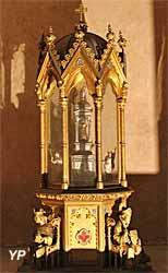Basilique Saint-Sernin - crypte, chapelle de sainte Epine