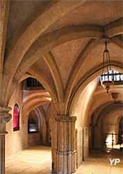 Basilique Saint-Sernin - crypte