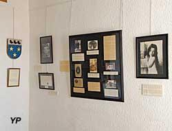Musée Marguerite Yourcenar - salle enfance