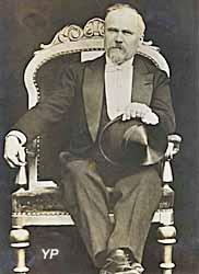 Portrait de Raymond Poincaré