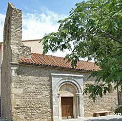 Église Sainte-Marie (Mairie de Brouilla)