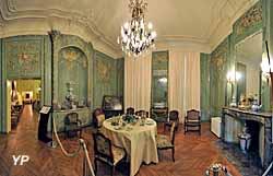 Musée de l'hôtel Sandelin - salle à manger (Carl Peterolff)