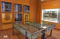 Musée de l'hôtel Sandelin - salle des pipes