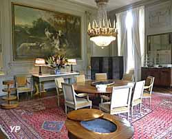 Château de Bouges - salle à manger