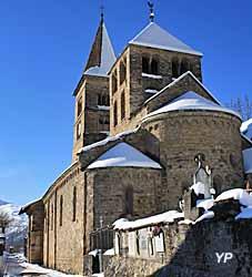 Église Saint-Aventin-de-Larboust