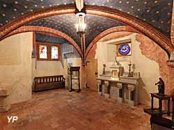 Château de l'Islette - chapelle