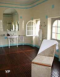 Villa Arnaga - salle d'hydrothérapie