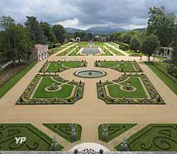 Villa Arnaga - jardin français