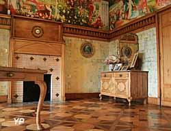 Villa Arnaga - boudoir de Rosemonde