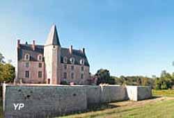 Château d'Autry-le-Châtel (Bertrand Miquel )