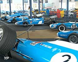 Espace automobiles Matra - pôle F1