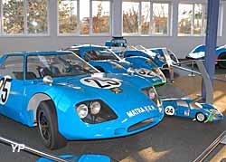 Espace automobiles Matra - sports prototype