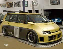 Espace automobiles Matra - Espace F1