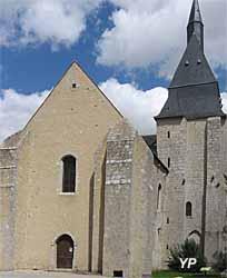 Église Saint-Martin (Écomusée de la Vallée de l'Aigre)