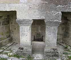 Église Saint-Martin - fontaine monumentale