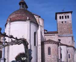 Abbaye de Saint-Sever - abbatiale (MD Lafargue)