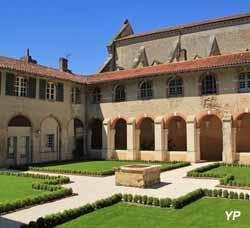 Abbaye de Saint-Sever - abbatiale