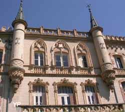 Château de Launaguet - hôtel de ville