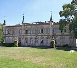 Château de Launaguet - hôtel de ville (Mairie de Launaguet)