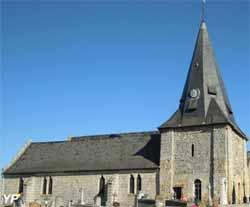 Église Saint-Aubin (Mairie de Saint-Aubin)