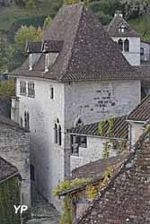 Maisons Daura, Saint-Cirq Lapopie (Yohann Gozard)