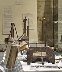 Musée Gay-Lussac - petite balance