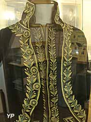 Musée Gay-Lussac - costume