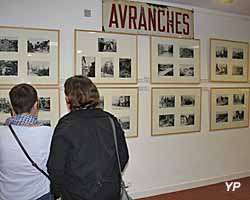 Musée d'Art et d'Histoire - Vernissage Avranches sous les bombes (2014)