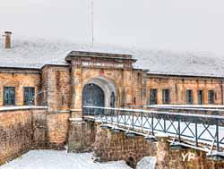 Forts d'Uxegney et de Bois l'Abbé (Groupe d'étude du Patrimoine et de l'Histoire de Chaumousey)