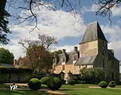 Château de la Cour-au-Berruyer (P. Deprez)