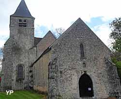 Église Saint-Martin (Mairie de Moeurs-Verdey)
