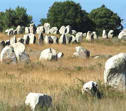 alignements mégalithiques de Carnac