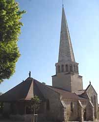 église Saint-Julien à Saulcet