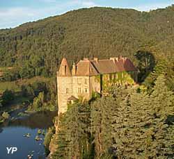 Château de Lavoûte-Polignac (photo Durand)