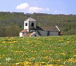 Église Saint-Mary de Colamine-sous-Vodable (Association de Sauvegarde de l'église de Colamine)