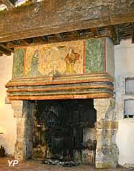 Maison dite de Jeanne d'Arc - ancien auditoire de justice du XVe siècle (O. Hueber)