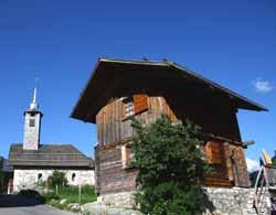 Haute savoie informations touristiques d marches - Office du tourisme le grand bornand village ...