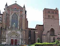 Cathédrale Saint-Etienne - entrée Nord