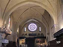 Cathédrale Saint-Etienne - nef raimondine