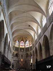 Cathédrale Saint-Etienne - choeur gothique