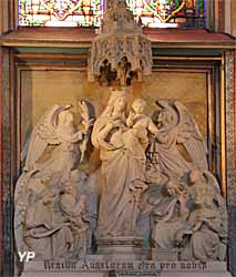 Cathédrale Saint-Etienne - chapelle Notre-Dame-des-Anges
