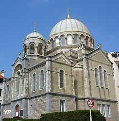 église orthodoxe de la Protection de la Mère de Dieu et de Saint-Alexandre de la Neva à Biarritz