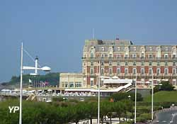 hôtel du Palais (villa Eugénie)