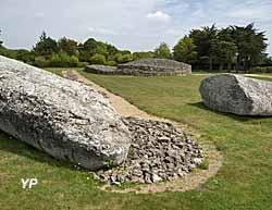 Site des mégalithes (Centre des monuments nationaux)