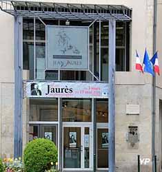Centre National et Musée Jean-Jaurès (Centre National et Musée Jean Jaurès)