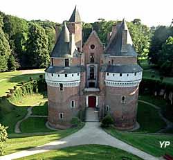 Château (Château de Rambures)