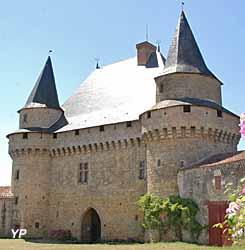 Château féodal de Sigournais (Château de Sigournais)