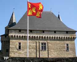 Château féodal de Sigournais