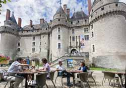 Château de Langeais - mariage